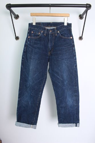 "LEVI'S LVC 551ZXX / 505-0217 (28) made in USA ""selvage DENIM"""
