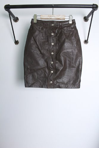 "90s made in KOREA  (26) ""Leather"""