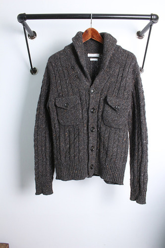 "ESEMPLARE  (S~M) made in ITALY "" wool  & mohair + angora"""