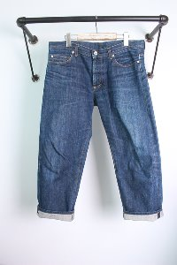 "albam  (34) made in ENGLNAD ""selvage DENIM"""