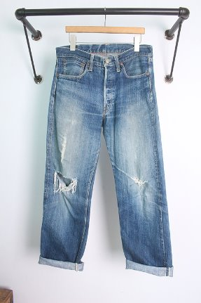 "JOE McCOY 906  (31) ""selvage DENIM"""