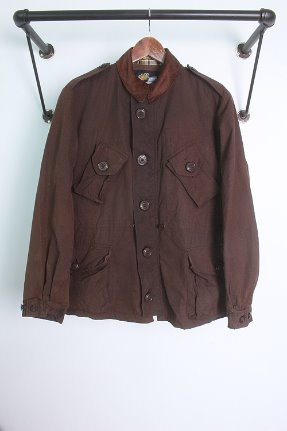 "FATYO (S~M) CANADA ARMY FIELD JACKET ""waxed"""