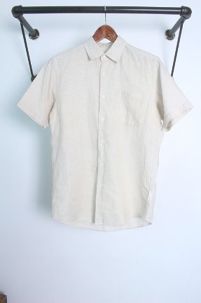 "UNIQLO (S)""linen & cotton"""