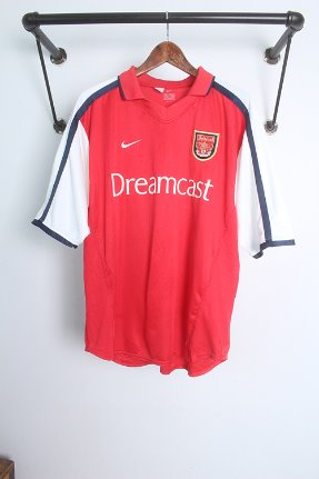 "NIKE (XL) made in PORTUGAL ""arsenal"""