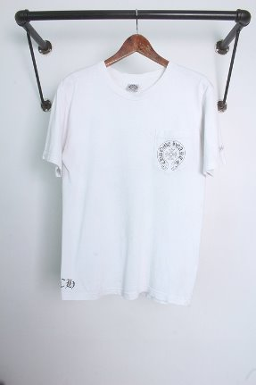 "CHROME HEARTS (S~M) ""made in USA"""