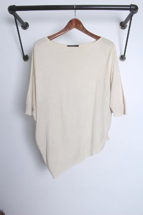 "MaxMara WEEKEND (55~)""silk & linen """