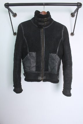 "FAKEDELIC CO.,LTD (44~55) ""sheep skin / fur B-3"""