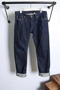 "FIT & MAKE OVERALLS GLOBAL WORK & Co. (30) ""selvage DENIM"""