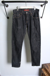 UNIQLO S-000 (30) selvage denim
