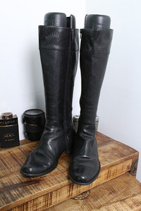 "HIMIKO (235~240) made in JAPAN ""Leather"""