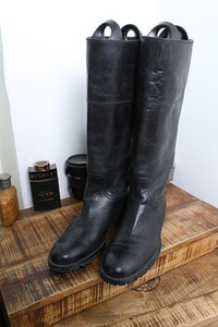 "FABIO RUCONI by PEGASO (235~240) made in ITALY ""Leather"""